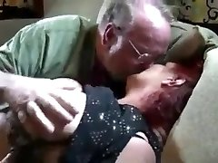Older BBW Couple