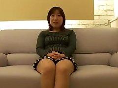 Japanese Chubby Mature Internal Cumshot Noriko Oowada 42years