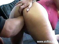 Enormously brutal vaginal fist fucking penetra