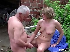 Granny is a great fuck - MMVFilms