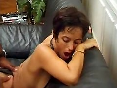Super-fucking-hot mature anal with cum