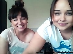Mummy And Daughter On Cam...