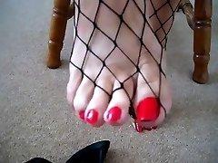 BEAUTIFUL GRANNY Feet - saf