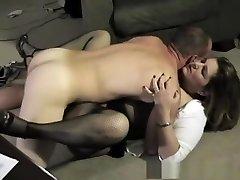 Hottest pornstar in outstanding mature, creampie sex video