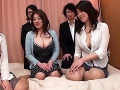 Japanese AV Models are into a molten and ultra-kinky face-sitting and more