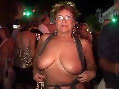 Best pornstar in amazing group romp, striptease gonzo video