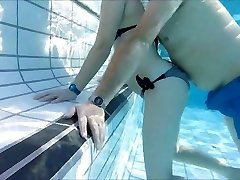 french young and portuguese mature couples underwater pool