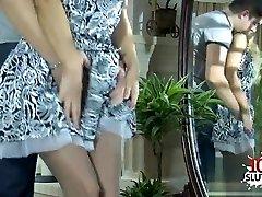 Italian mom and sonny tits cumshot