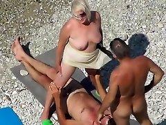 Beach Dogging