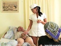 Teenager Nurse Gets a Show