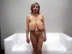 Alena aka Barbara - Huge tits hookup