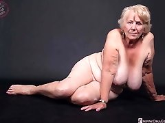 OmaGeiL Solo Grannies Unclothed in Front of Camera