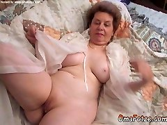 OmaFotzE Steaming Aged Pussies Compilation Slideshow