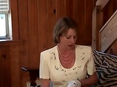FULLBACK PANTIES - PANTY Shag - CHURCH LADY IN FLORAL DRESS FUCKED