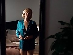 Danish MILF Trine Dyrholm Cheats on her Spouse with a Young Teenager Cock