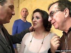 422 Naples: Romina en dual penetration