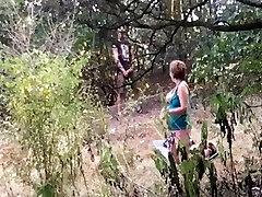 Fun in the woods