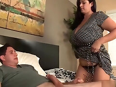 Hot Mom Raquel Loves To Make Studs To Spurt On Her Massive