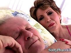 Old Slut Vs Boy