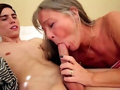 Step-mother & Stepson Affair 85 Mommy in Blackmail -