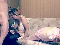 Russian homemade sex