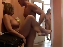 Swingers have a great time