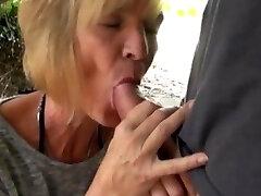 under boinked German anal housewife