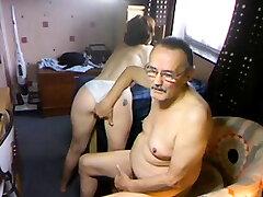 Inexperienced Private Homemade Mature Couple