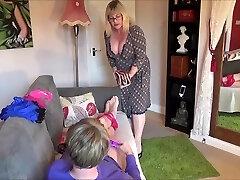 mom a pantyboy slap