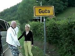 Serbian womans Svetlana and Dragna plowing
