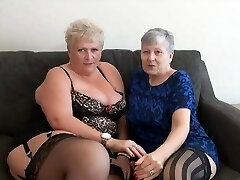 Grandmother Savana - Squirting Grannies
