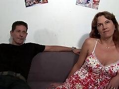 French Aged Hardcore Casting