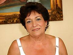 My aged teacher Yulianna