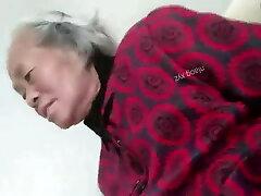 Fat old plow fat woman