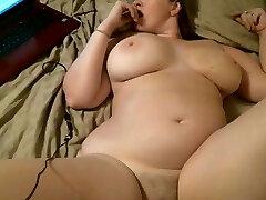 slut mature doll with big tits fucked creampie