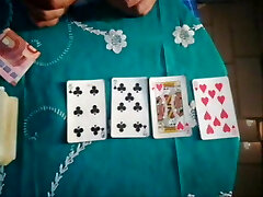 Wife pays poker debt