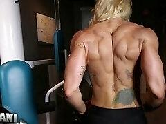 Jill Rudison 04 - Nymph Bodybuilder