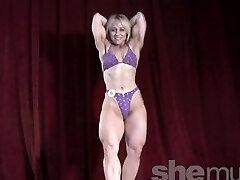 Genie  Stunning on Stage