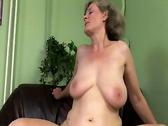 Grandma needs an orgasm