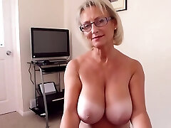 British big congenital tits mature hot blowjob