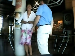 First-timer hottie fucked outdoor in public