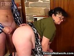 MomsGiveAss Video: Victoria C and Adam
