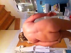 mature large appealing mother grannie shower (fullback pantys)