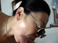Japanese japanese mature licking dick