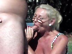 Anastasia Sands Slobber Roasted In Backyard