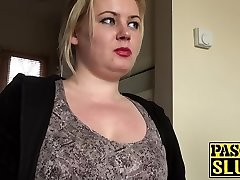 Amber West cherish a good smacking