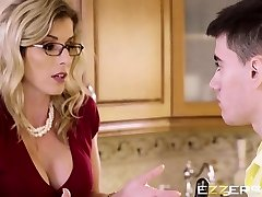 Cory Chase In Post Party Quickie For Mother