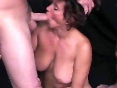 Mature mass ejaculation YPP