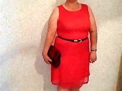 Mature Mother Dressed Stripped! Animation!