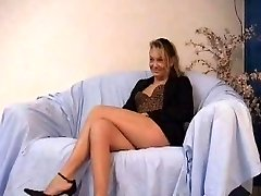 French Mature Anal Invasion Audition